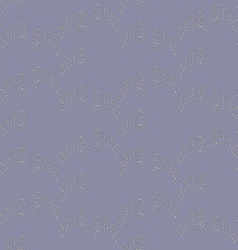 Seamless abstract floral shimmering pattern vector