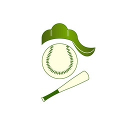 Baseball-Set-380x400 vector image vector image