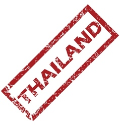 New thailand rubber stamp vector