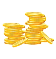 Business gold 4 vector