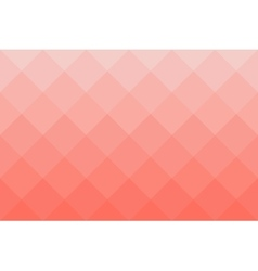 Diagonal square background pattern in shades of vector