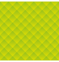 Abstract Green Square Geometric Background vector image vector image