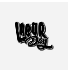 Labor day badges labels for any use vector