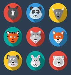 Animal icon vector