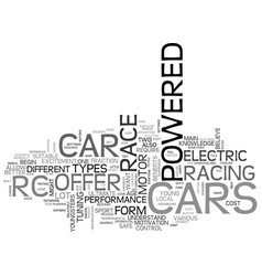 Which rc car is right for you text word cloud vector