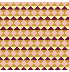 Abstract geometric shape pattern vector