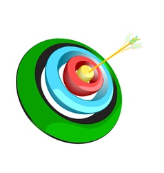 Archer target vector