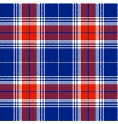Textured tartan plaid vector