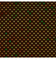 Abstract Background with Red Green Yellow Orange vector image vector image