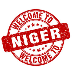 Welcome to niger vector