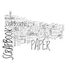 Which scrapbook paper creative ideas to enhance vector