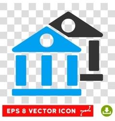 Banks Eps Icon vector image