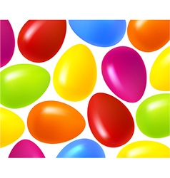 Festive Easter background vector image