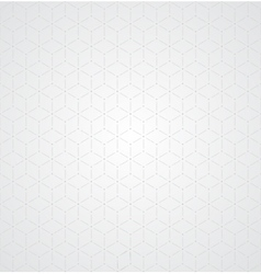 Gray and white minimalistic geometrical pattern vector image vector image
