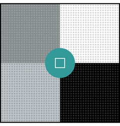 Monochrome backgrounds collection vector image vector image