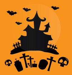 Hallowen day vector