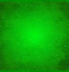 Green Christmas themed grungy background vector image