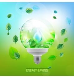 Lighting bulb vector