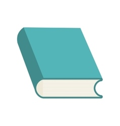 Book reading learning icon graphic vector