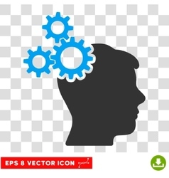 Business Idea Eps Icon vector image