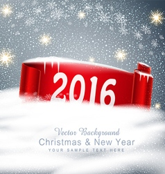 Festive background for christmas and new year vector
