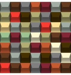 blocks structure seamless vector image