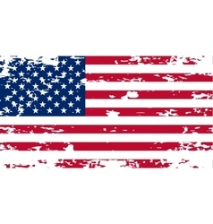 Image of american flag vector