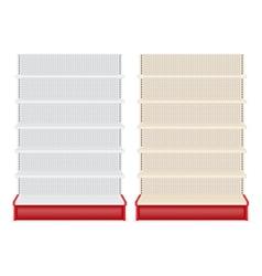 Store shelf vector