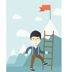 Step for success vector