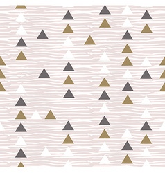 Gray hipster geometrical seamless pattern vector