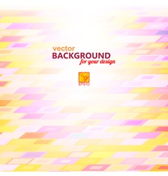 Abstract purple yellow background vector