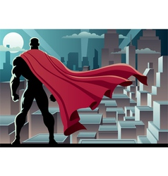 Superhero Watch 3 vector image vector image