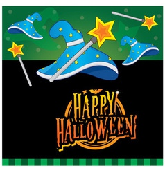 Happy Halloween for Kids vector image
