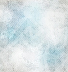 grunge gray seamless background vector image