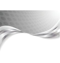 Vector silver background vector