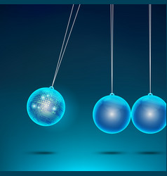 electric ball vector image