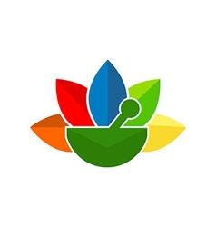 Medical logo icon pharmacy vector
