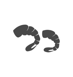 Shrimps variations vector