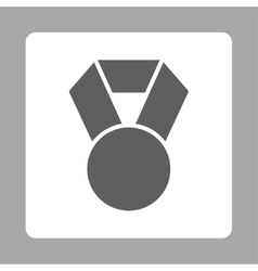 Achievement icon from award buttons overcolor set vector