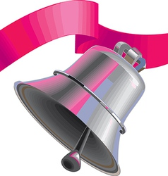 Liberty Bell vector image vector image
