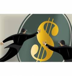 investors vector image