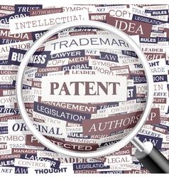 Patent vector