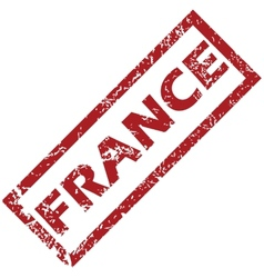 New france rubber stamp vector