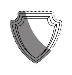 malware spyware head vector image vector image