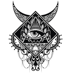 Tattoo art vector