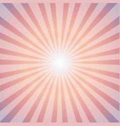 Sunrise sun sunburst pattern vector