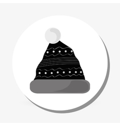 Winter design season icon colorfull vector