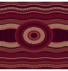 Seamless Marsala Pattern vector image vector image