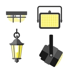Light equipment vector