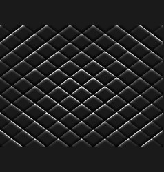 Black metal pattern texture background vector